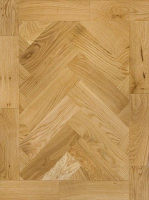 Clear Matt parquet block flooring
