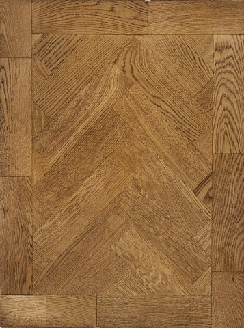 Burnt Oak parquet block flooring