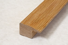 Wooden end section