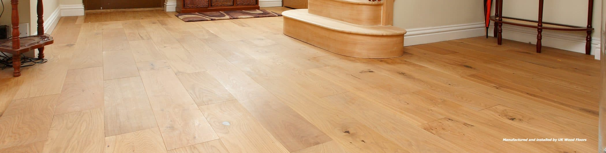 Factory Special oak flooring