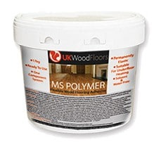 UK Wood Floors MS Polymer Tub
