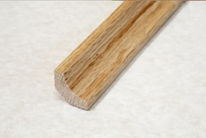 Solid oak beading