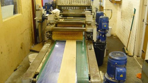 Hardwax oil machine for wood flooring