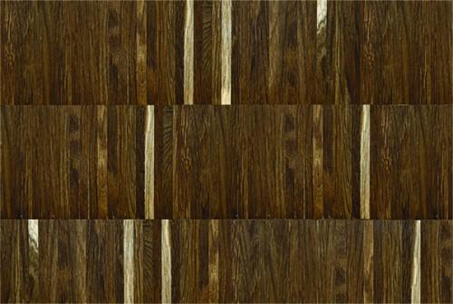 Parquet Floor Sample - Smoked Oak
