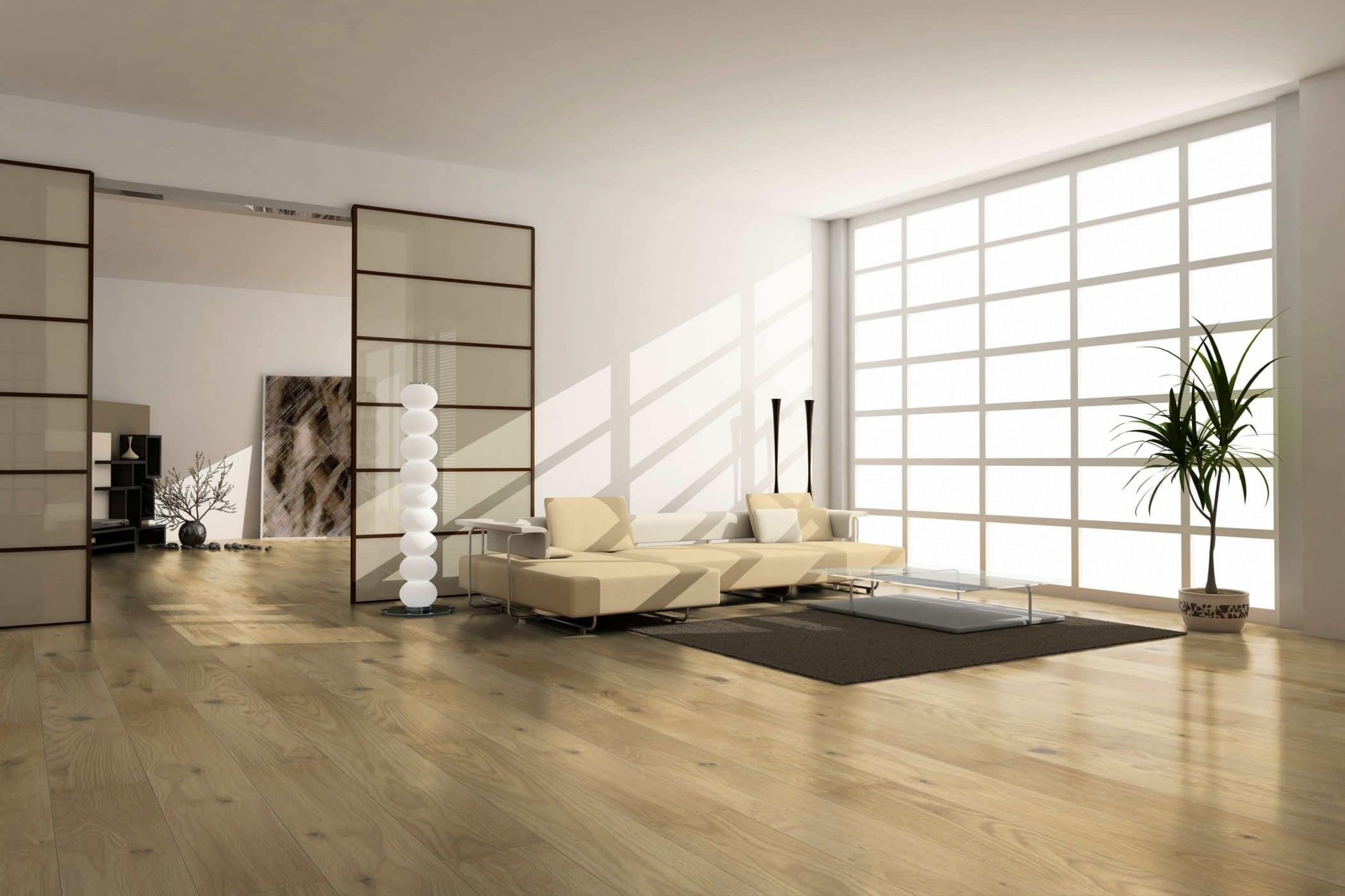 Real & Engineered Oak Floors