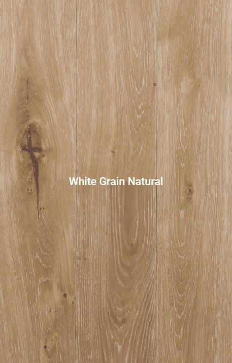 White Grain Antique Flooring