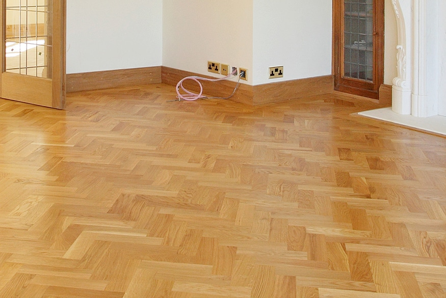 parquet-antique