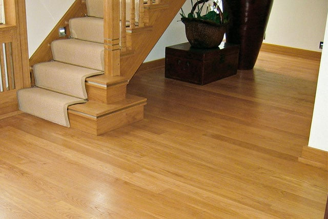 4 Top Tips for Maintaining your Real Wood Floor