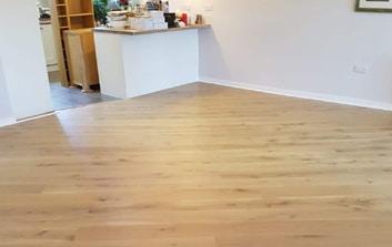 Diagonal Silver Grey Hardwax Oiled planks