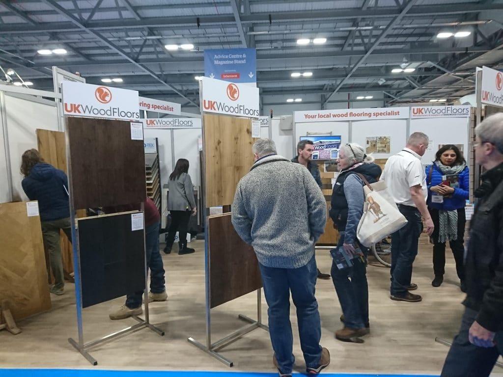 Homebuilding & Renovating Show 2019!