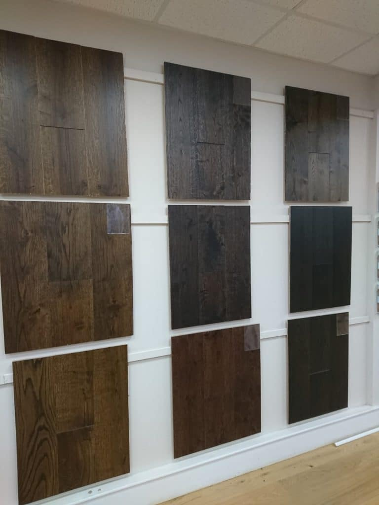 Exciting new finishes!