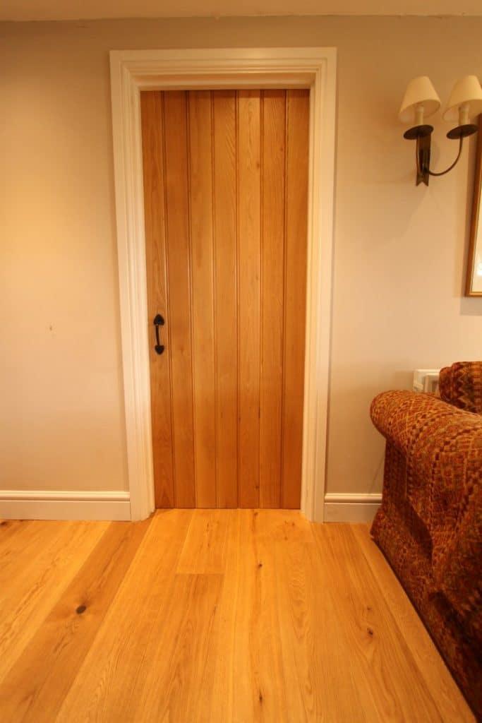 Handmade internal and external doors