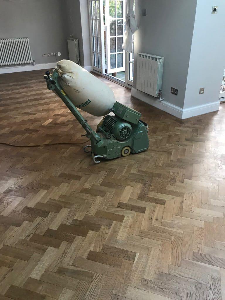 Another refurbishment job