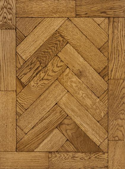 Antique Hard Wax Oil Engineered Antique Grade Oak Block Flooring Distressed UK Manufactured European Oak