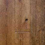 Dark Grain Burnt Oak Hard Wax Oil Engineered Antique Grade Oak Planks Flooring UK Manufactured European Oak