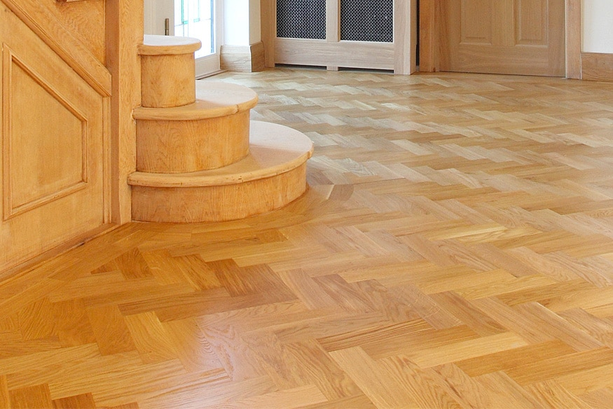 Engineered Parquet Blocks