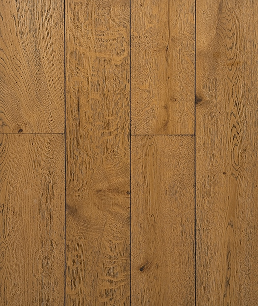 Dark Grain Smoked Hard Wax Oil Engineered Rustic Grade Oak Plank Flooring UK Manufactured European Oak