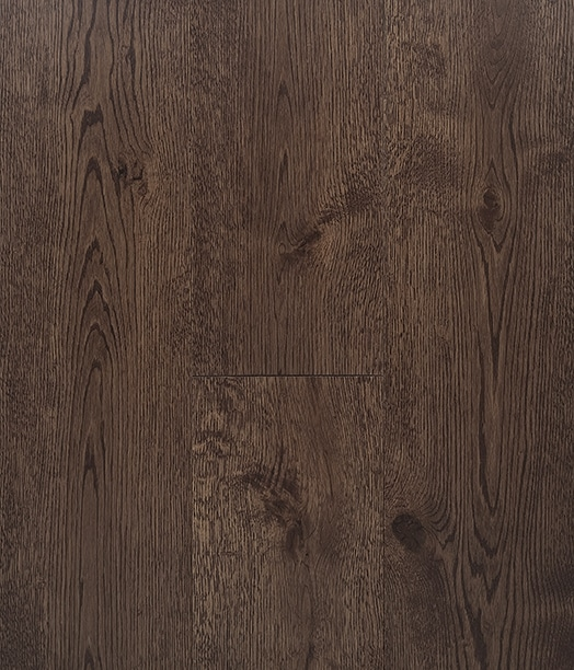 Dark Walnut Hard Wax Oil Engineered Rustic Grade Oak Plank Flooring UK Manufactured European Oak