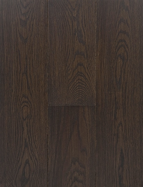 Graphite Extra Hard Wax Oil Engineered Rustic Grade Oak Plank Flooring UK Manufactured European Oak