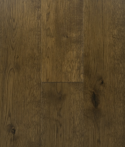 Jacobean Stain Clear Hard Wax Oil Engineered Rustic Grade Oak Plank Flooring UK Manufactured European Oak