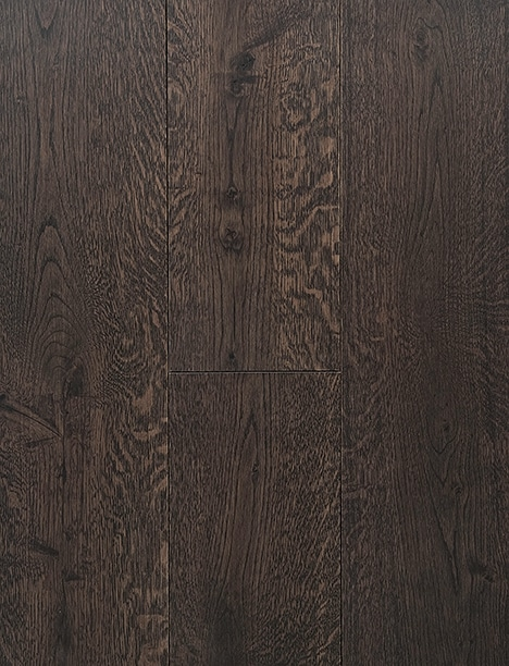 Noir Stain Clear Hard Wax Oil Engineered Rustic Grade Oak Plank Flooring UK Manufactured European Oak