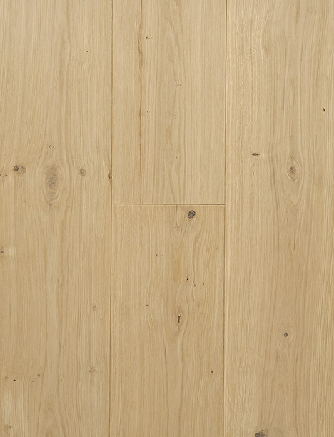 Nordic White Hard Wax Oil Engineered Rustic Grade Oak Plank Flooring UK Manufactured European Oak