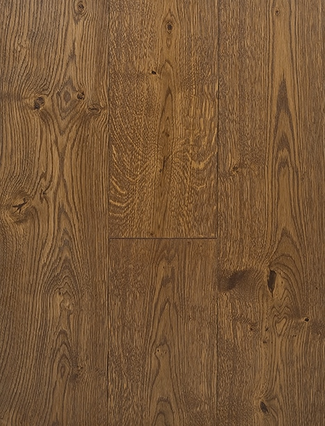 Old English Stain Clear Hard Wax Oil Engineered Rustic Grade Oak Plank Flooring UK Manufactured European Oak