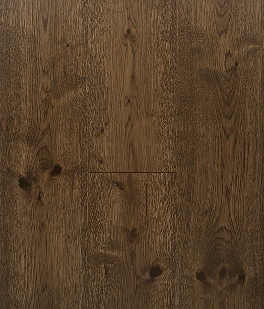 Wenge Stain Clear Hard Wax Oil Engineered Rustic Grade Oak Plank Flooring UK Manufactured European Oak