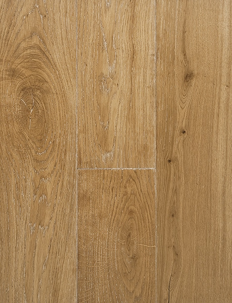 White Grain English Hard Wax Oil Engineered Rustic Grade Oak Plank Flooring UK Manufactured European Oak