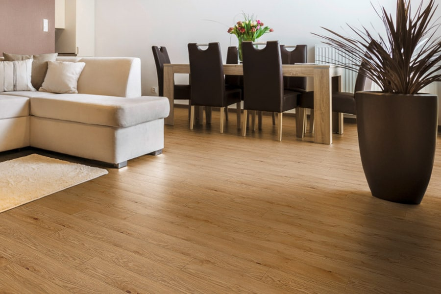 Luxury Plastic Flooring