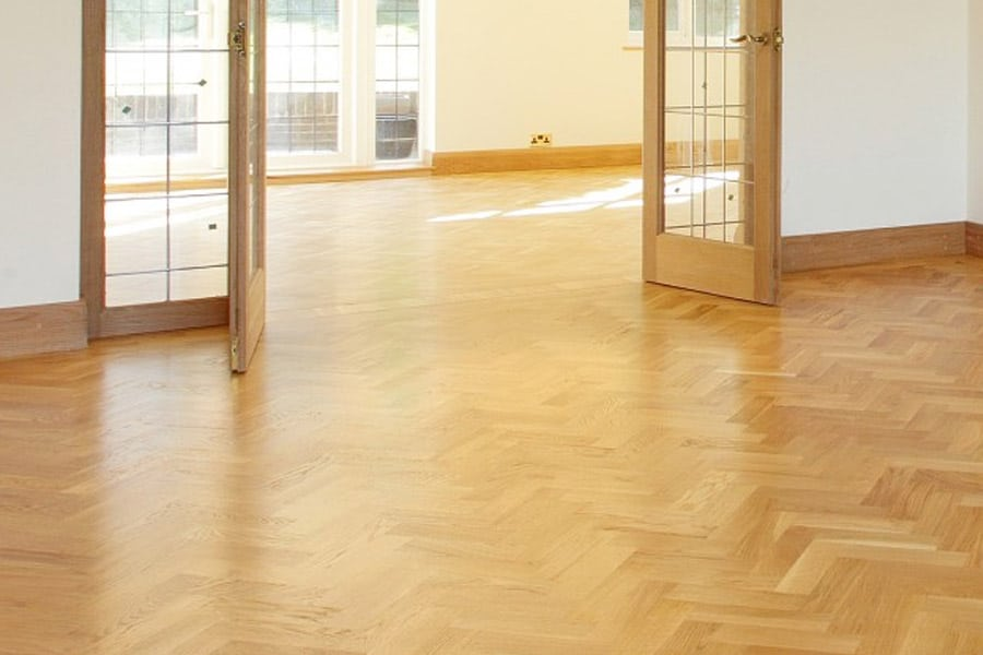 Engineered Antique Parquet Blocks