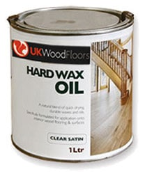 Wood Flooring Hardwax Oil