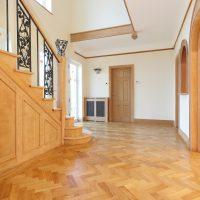 Parquet Block Flooring by UK Wood Floors